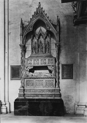 Tomb of Benedict XI