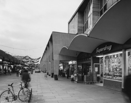 Basildon Shopping Centre