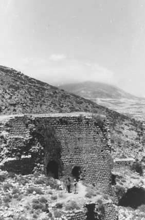Bagras Castle