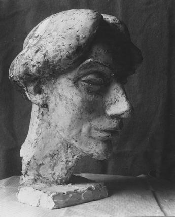 Portrait of Roger Fry