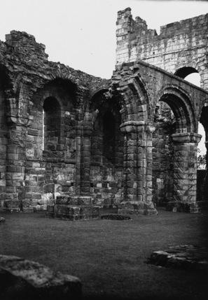 Lindisfarne Priory;Priory Church
