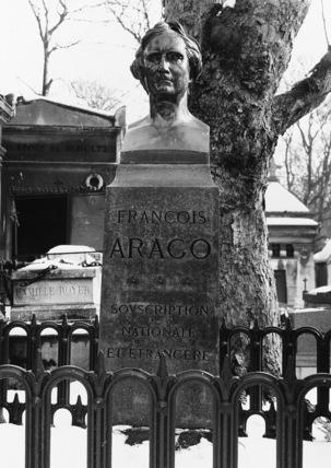 Monument to Francois Arago