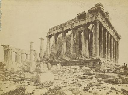 Acropolis;Parthenon