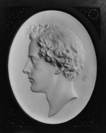 Medallion of John Everett Millais