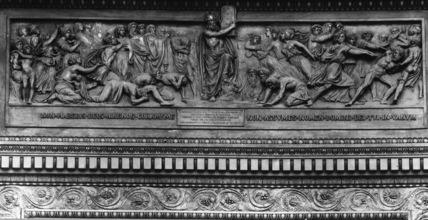 La Madeleine;Bronze door