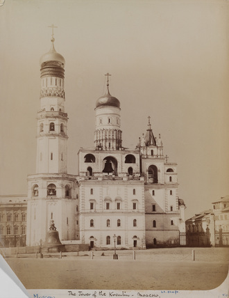 Kremlin;Ivan the Great Bell Tower