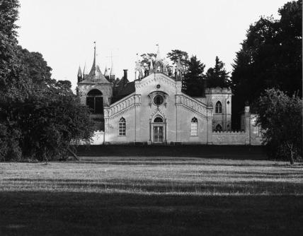 Garden Pavilion, Gothic House