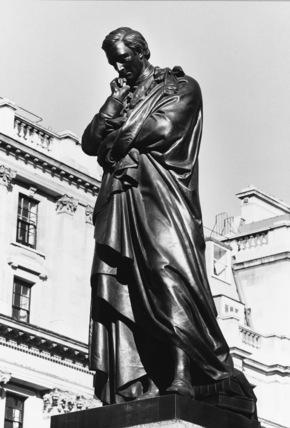 Statue of Sidney, Lord Herbert of Lea