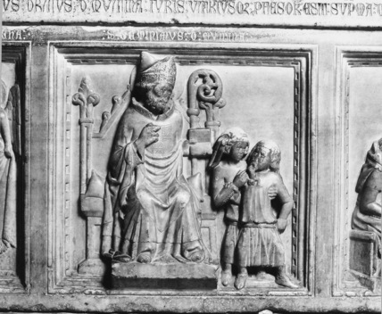 Duomo;Tomb of Bishop Bonifacio da Modena