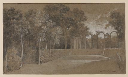 Gardens at Arcueil