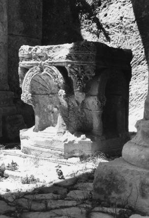 Alahan Monastery;East Church