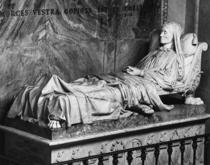 Santa Croce;Church of Santa Croce;Monument to Sophia Zamoyska, Countess Czartoryska