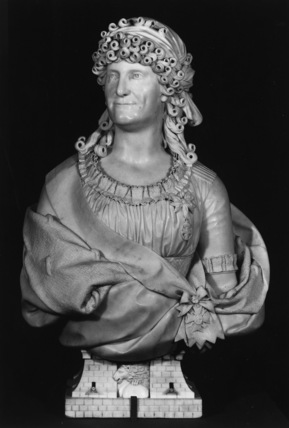 Bust of Maria Luisa of Parma, Queen Consort of Charles IV of Spain