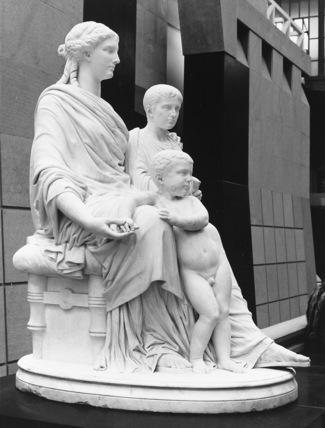 Cornelia, Mother of the Gracchi