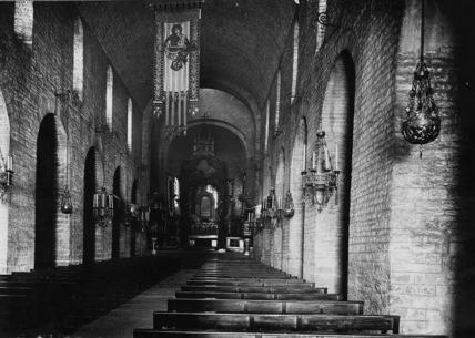 Monastery of Santa Maria;Monastic Church
