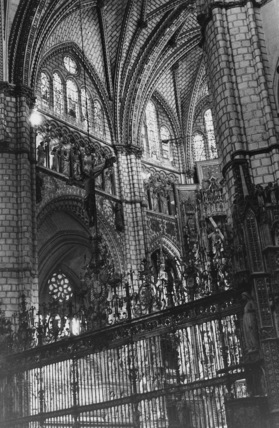 Toledo Cathedral;Cathedral Church