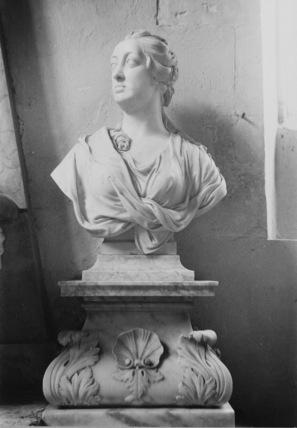 Monument to John and Elisabeth Borrett