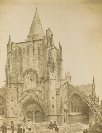 Church of St Guenole