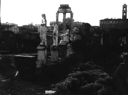 Roman Forum;House of the Vestals