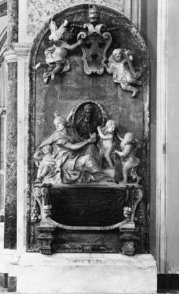 Duomo;Monument to Innocent XII