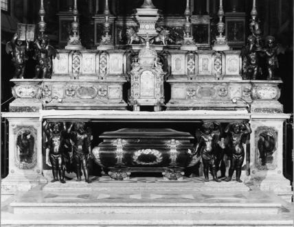 San Giovanni Evangelista;High Altar