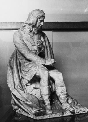 Statuette of Bernardin de Saint Pierre