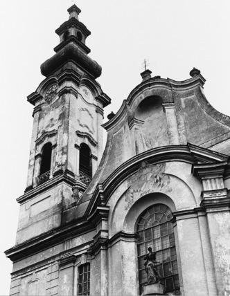 Cistercian Abbey;Abbey Church