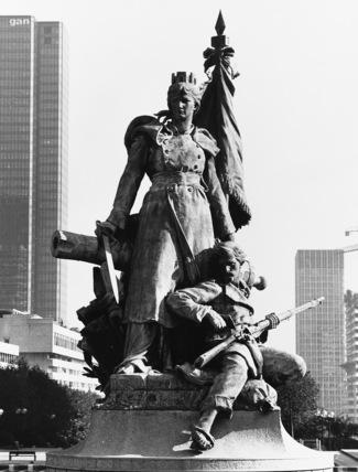 La Defense de Paris en 1870