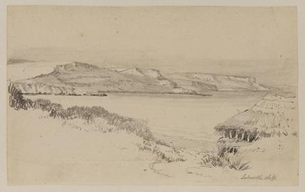 Lulworth cliffs