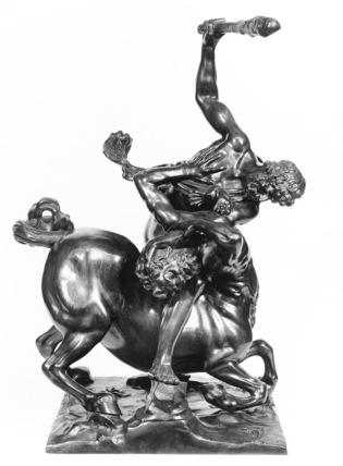 Hercules and Nessus