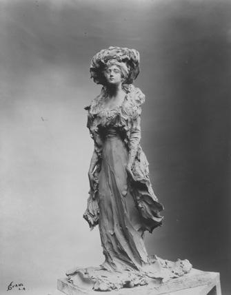Portrait Statuette