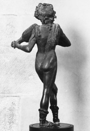 Statue of Orfeo