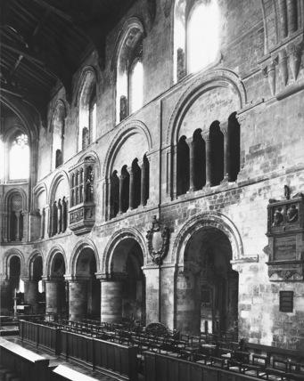 St Bartholomew's Priory;Priory Church