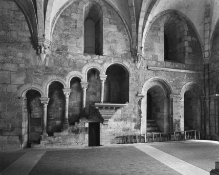 Monastery of Santa Maria;Refectory