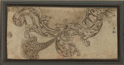 Design for a decorative frame