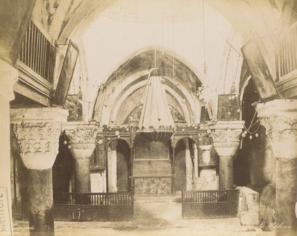The Holy Sepulchre;Chapel of St Helena