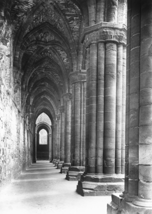 Kirkstall Abbey;Abbey Church