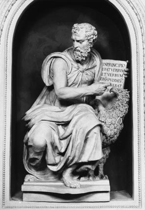 Statue of Saint John