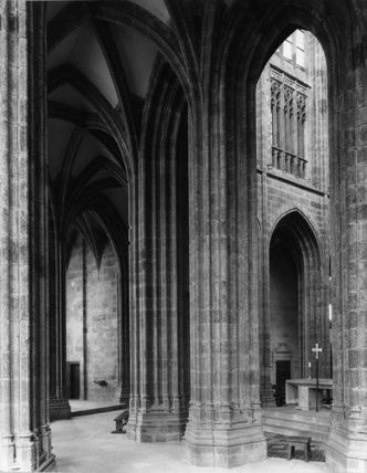 Abbaye du Mont-Saint-Michel;Abbey Church