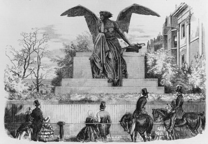 Project for the tomb of the Duke of Wellington at St Paul's Cathedral