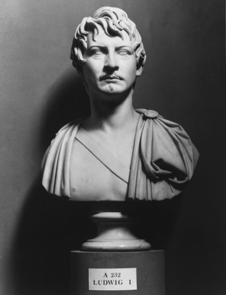 Bust of Ludwig I of Bavaria