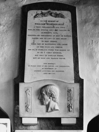 Memorial to William Wordsworth