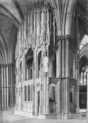 Winchester Cathedral;Cathedral Church;Bishop Waynflete's Chantry