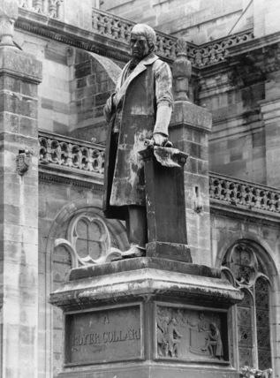 Monument to P. P. Royer Collard