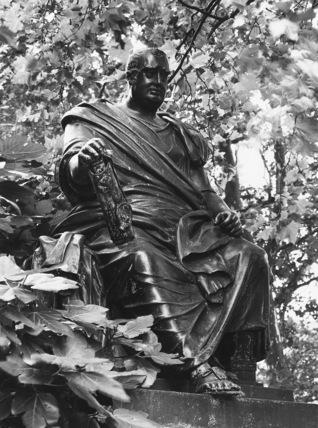 Statue of Charles James Fox