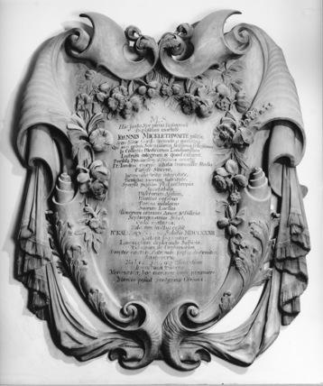 Monument to Sir John Micklethwaite