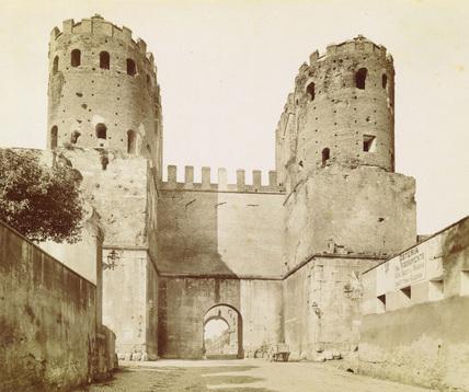 Porta San Sabastiano