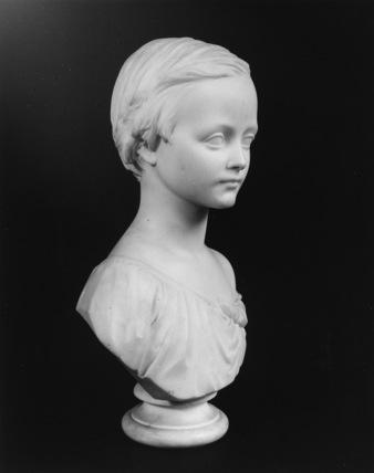 Portrait bust of William Pole Carew