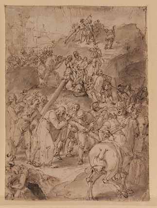 Procession to the Calvary