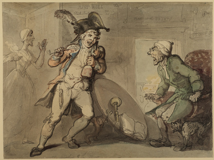 The Spendthrift and the Miser